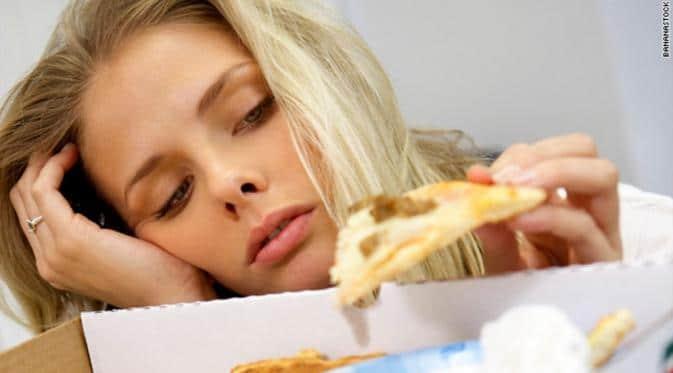 Cum afectează emoțiile comportamentul alimentar: un model cu 5 rute