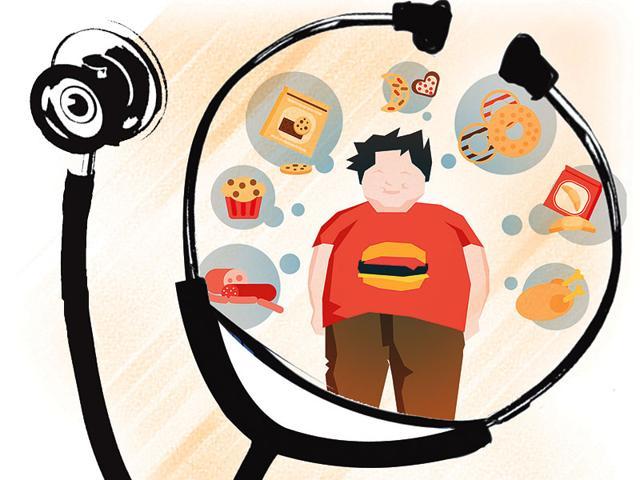 O analiză sistematică a aspectelor de mediu asociate cu obezitatea la tineri