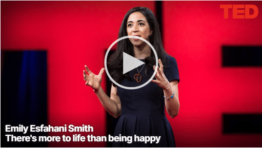 Emily Esfahani Smith - There is more to life than being happy2