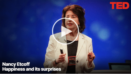Nancy Etcoff - Hapiness and its surprises2