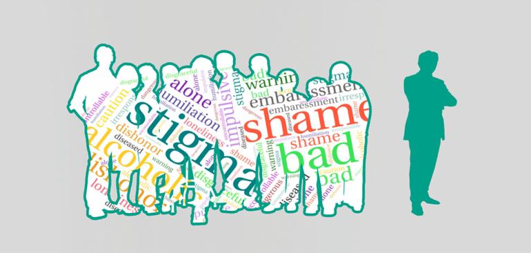 Stigmatizarea în alcoolism