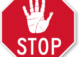stop narcisist