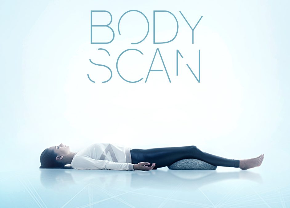 Body scan: meditația bazată pe observarea senzațiilor corporale