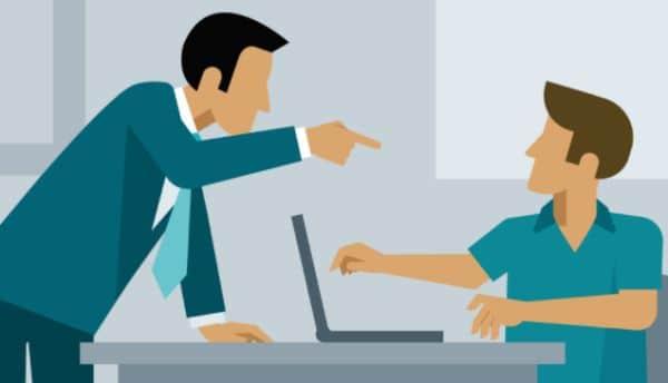 Bullying-ul sau hărțuirea la locul de muncă